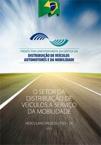"""Cartilha """"O Setor da Distribuição de Veículos a Serviço da Mobilidade"""""""
