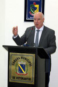 Deputado Herculano Passos faz palestra sobre turismo em Votorantim